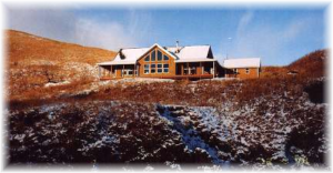 lodge hunting kodiak island